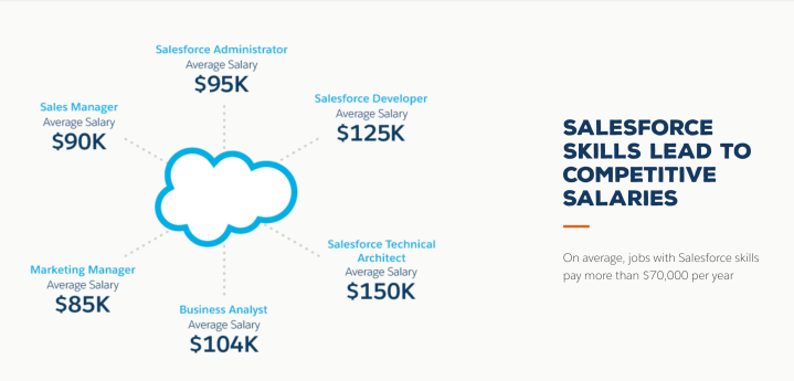 Intro To Salesforce com – Daily Life of an IT Professional